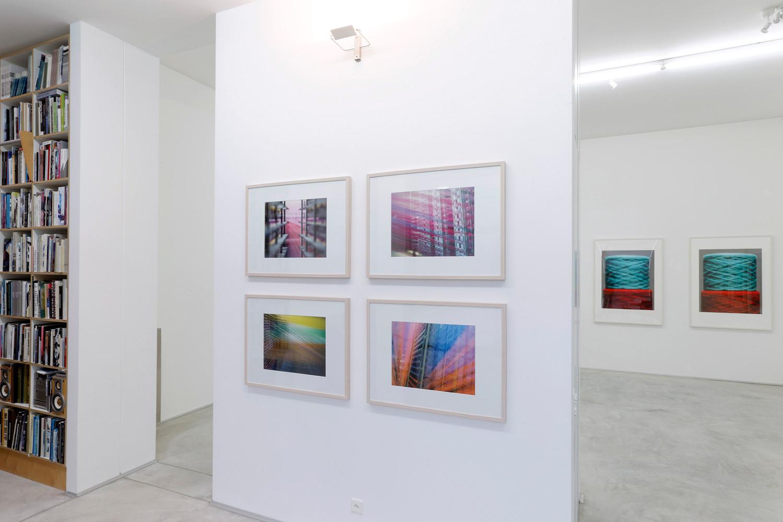 Marco D'Anna, 'Seguire il filo del discorso – MARCO D'ANNA_ALBERTO GARUTTI_ALEX DORICI', Installation view