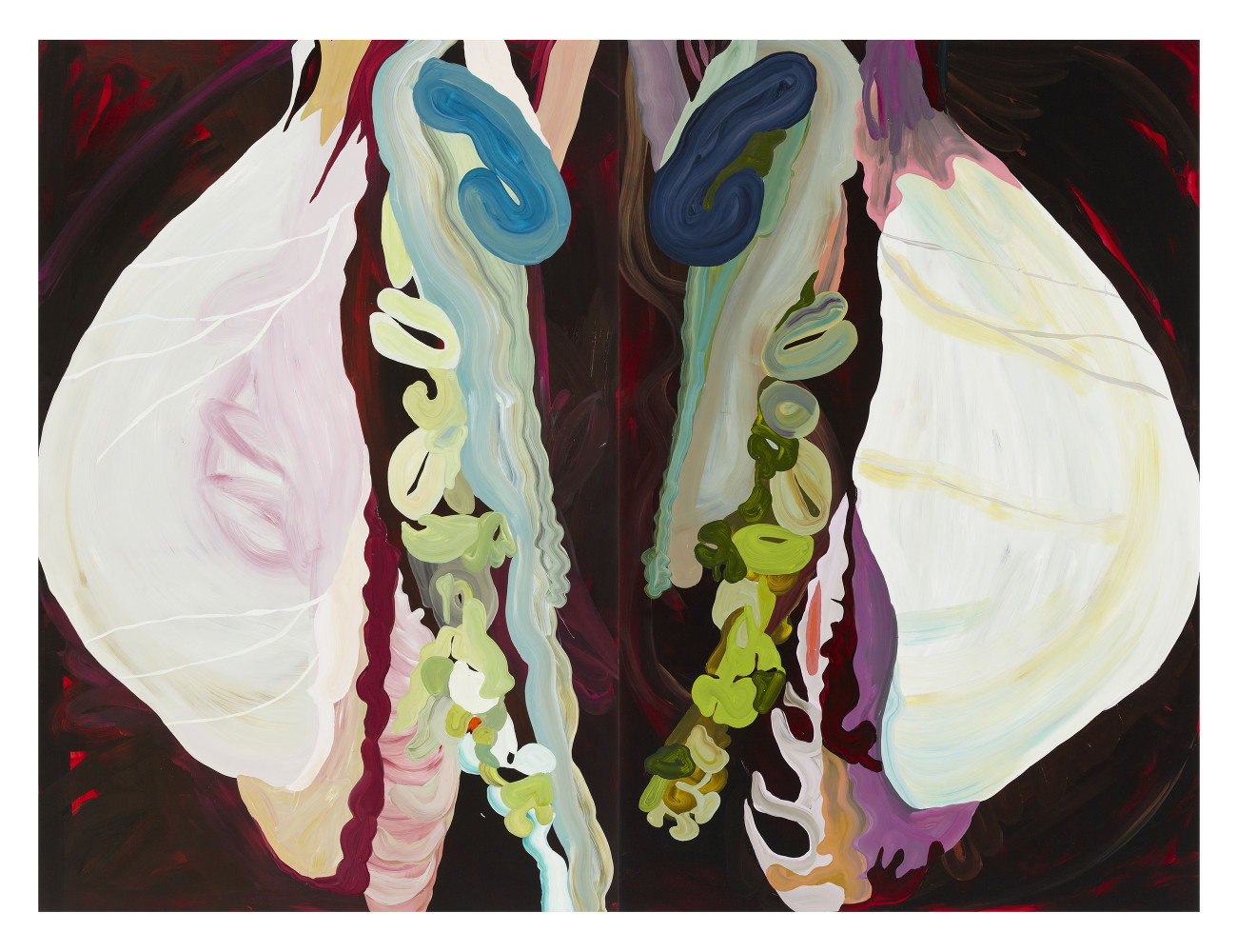 Clare Woods, 'Splendors & Miseries', 2014