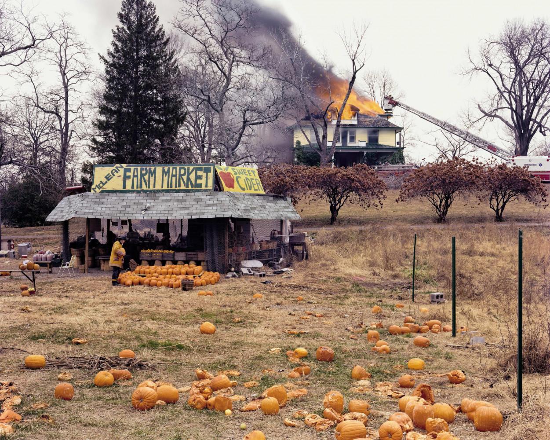 Joel Sternfeld, 'McLean, Virginia, December 1978', 1978