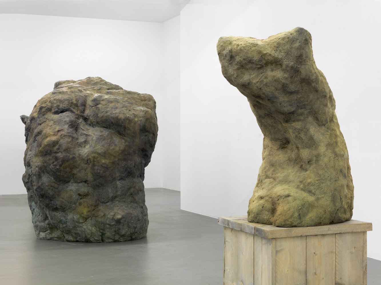 William Tucker, 'Sculpture', Installation view, Buchmann Galerie, 2013