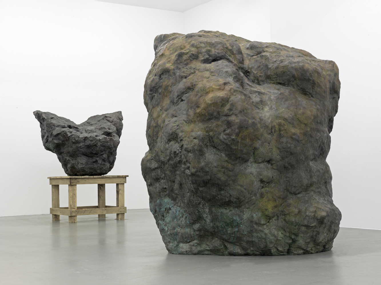 William Tucker, 'Sculpture', Installation view, Buchmann Galerie, 2013