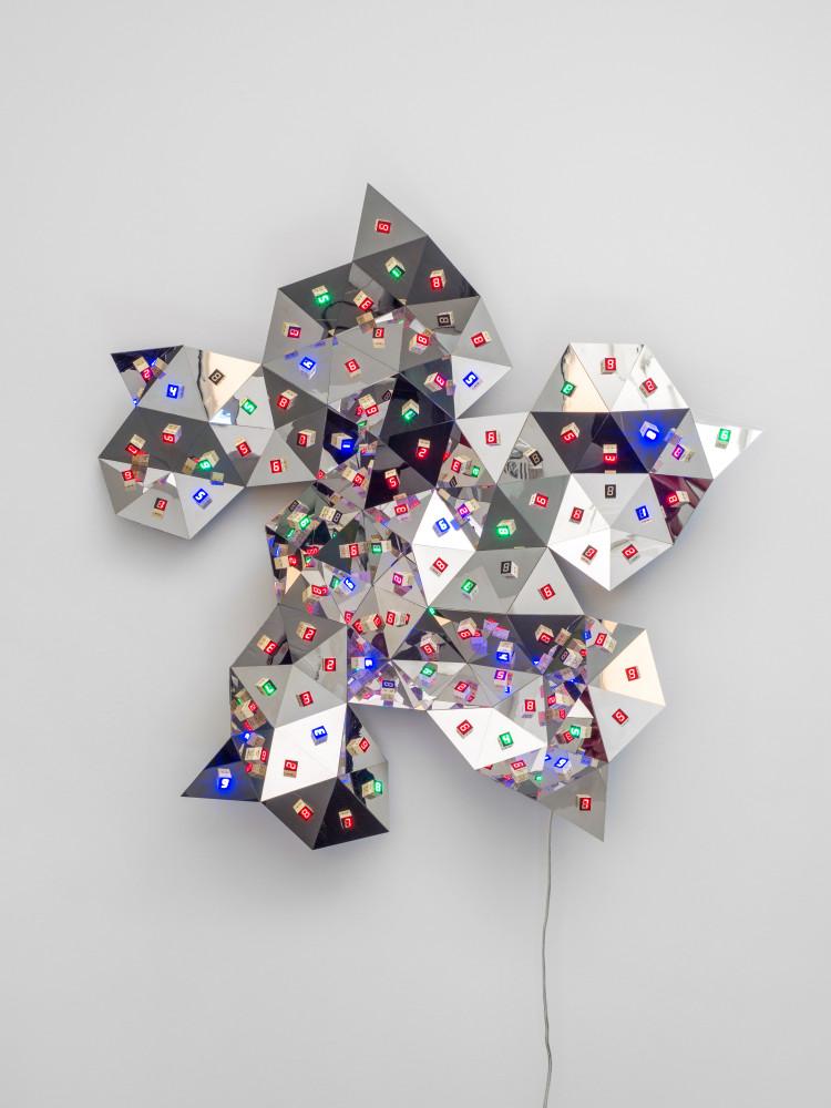 Tatsuo Miyajima, 'Diamond in You No. 20', 2010