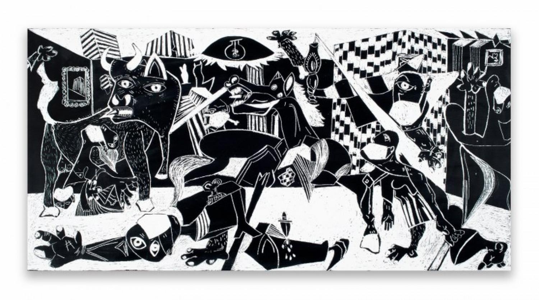 Alex Dorici, 'Guernica', 2020