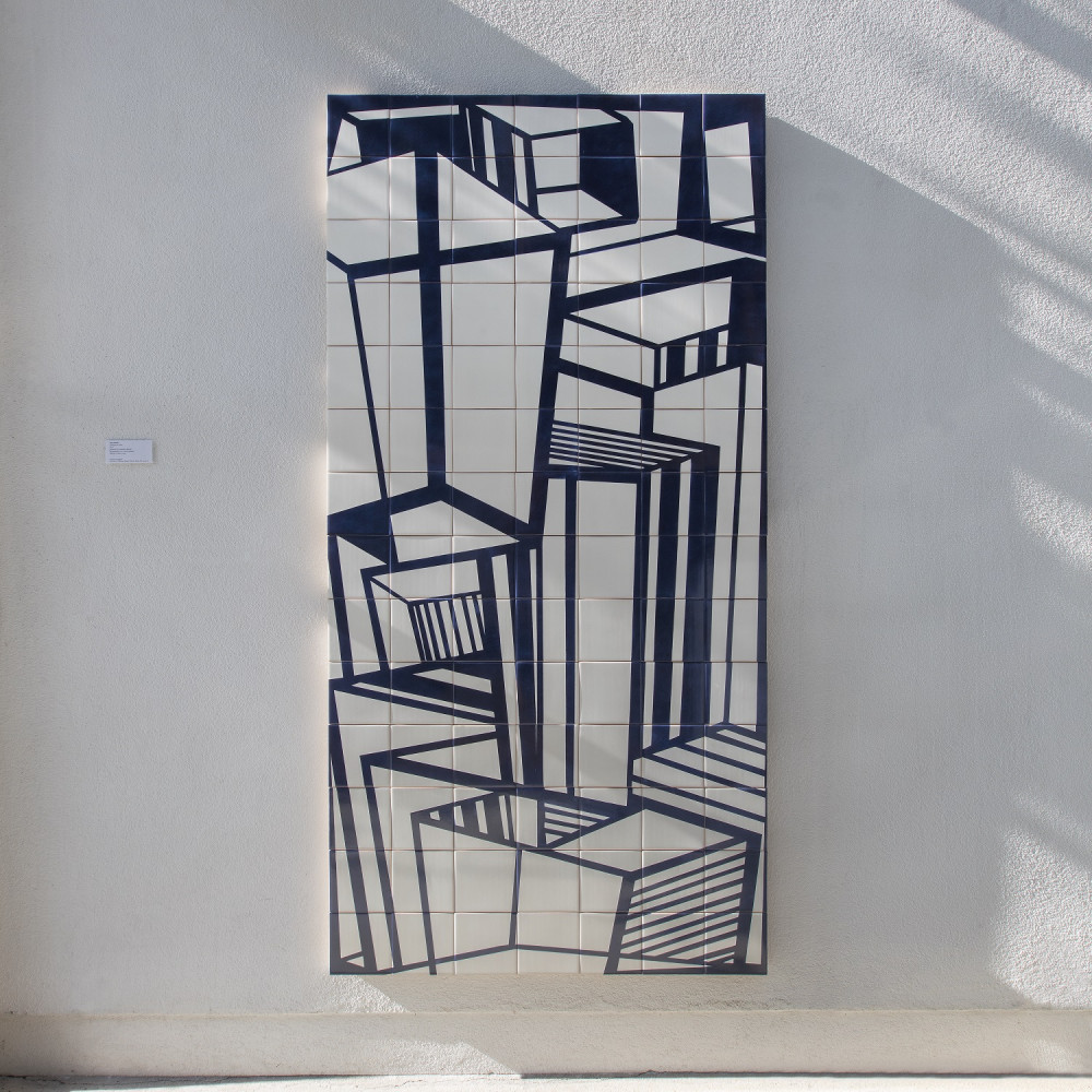 Alex Dorici, 'Portugal al cubo #98', 2017