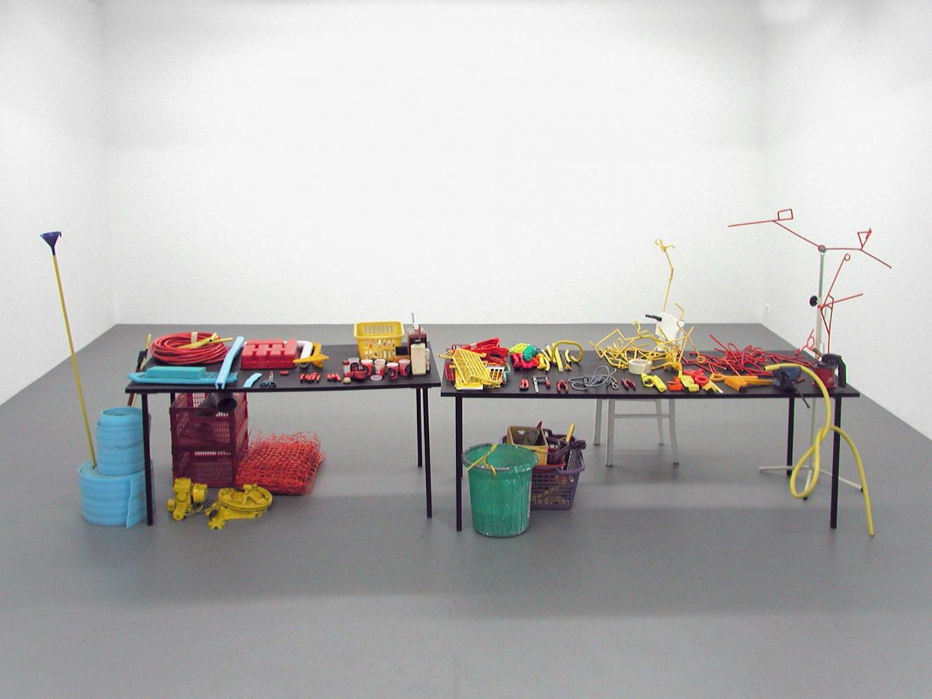Anna & Bernhard Blume, 'Polaroids aus den 90er Jahren', Installation view, 2003