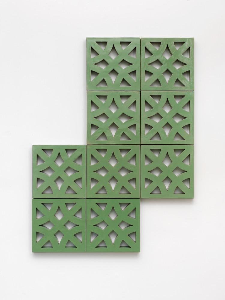 Bettina Pousttchi, 'Framework', 2018
