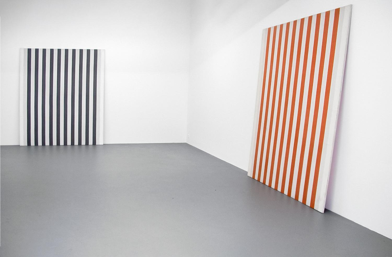Daniel Buren, 'Peinture blanche 1965 - 1966', 2002