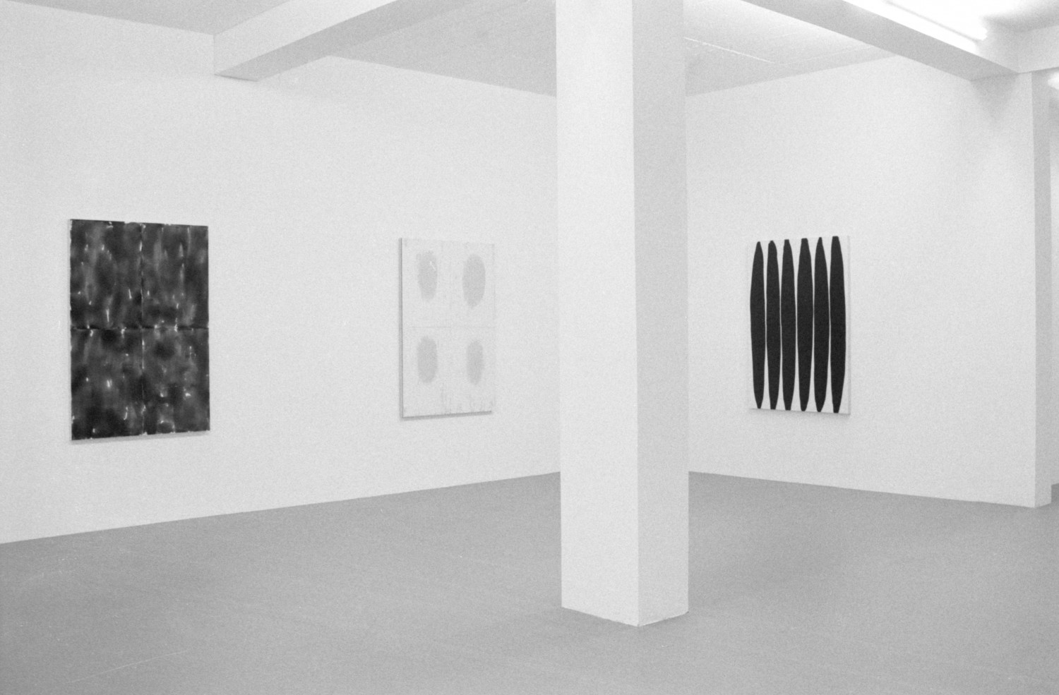 'David Ortins', Installation view, 1995
