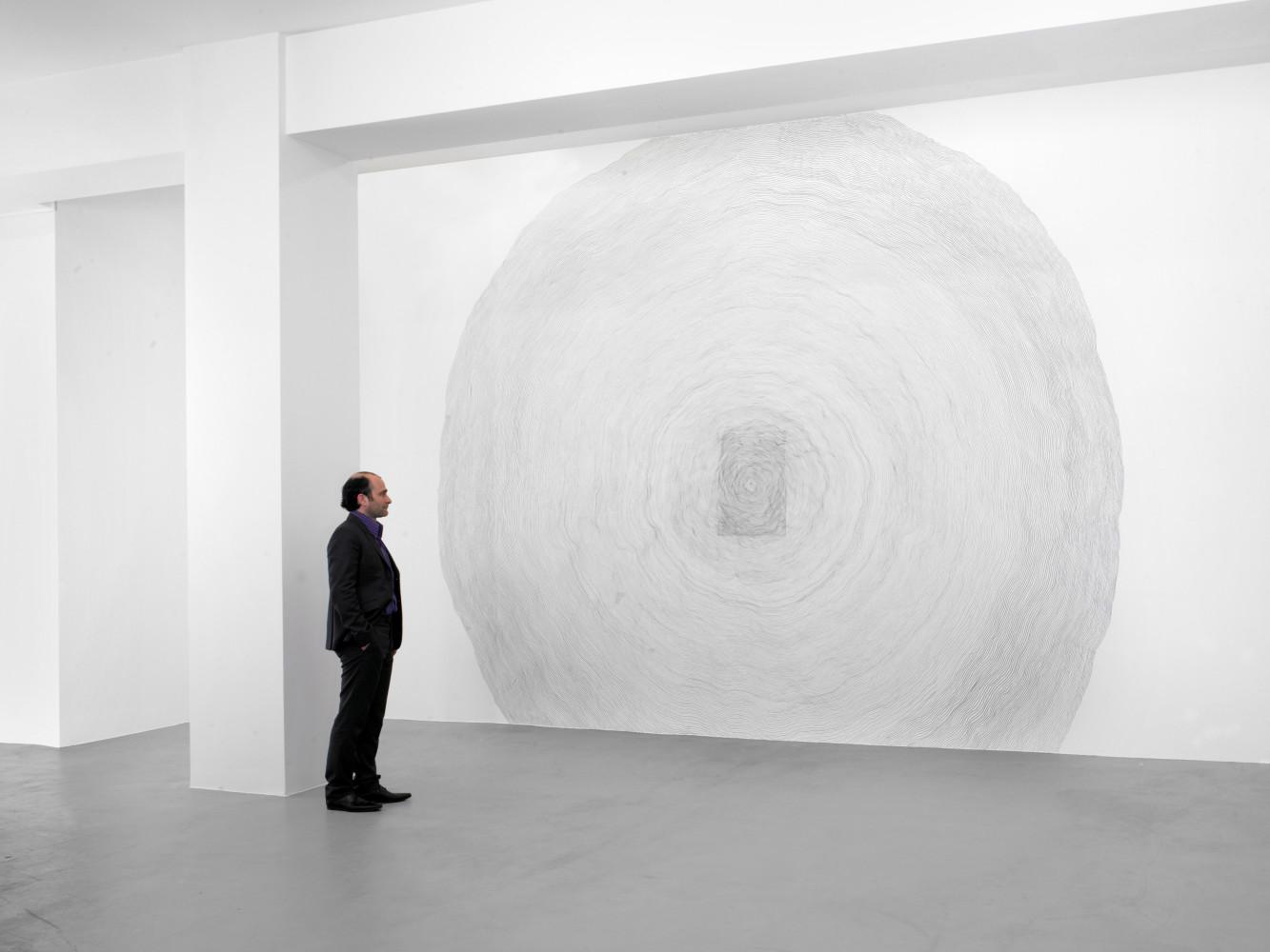 'Guiseppe Penone, Propagazione', 1995–2009