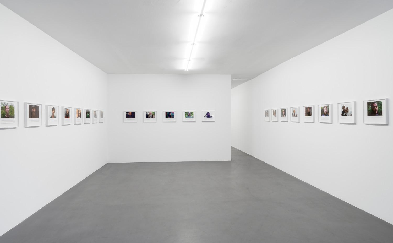 Joel Sternfeld, 'To Joseph Palmer', Installation view, Buchmann Box, 2017