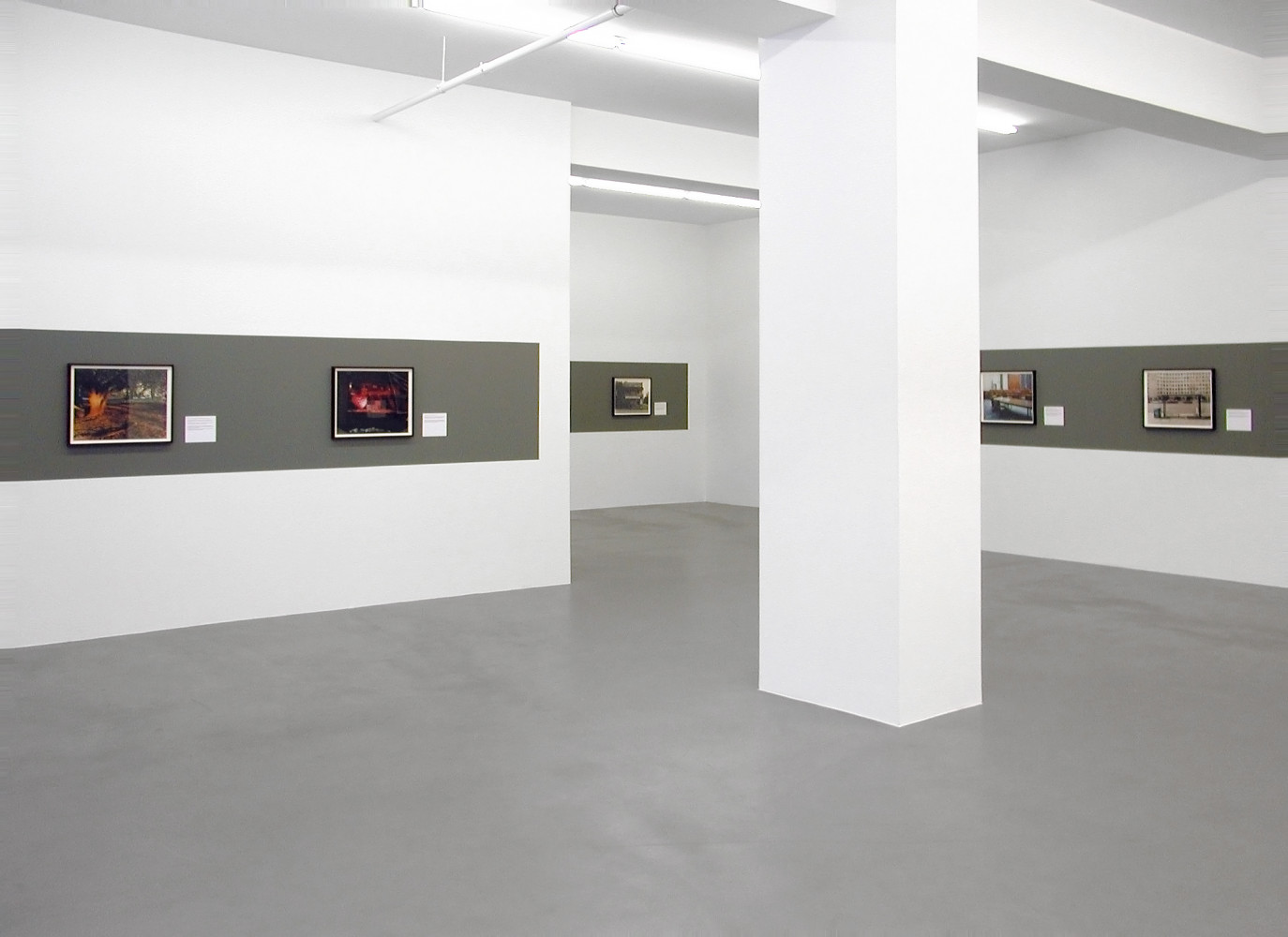 Joel Sternfeld, 'On This Site', Installation view, Buchmann Galerie, 2009