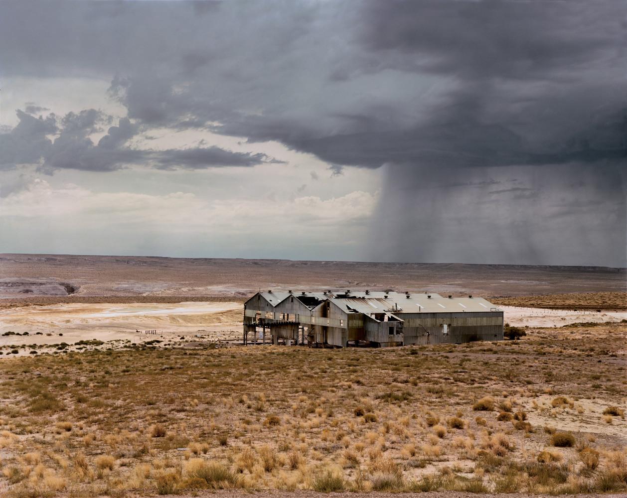 Joel Sternfeld, 'Abandoned Uranium Refinery, Near Tuba City, Arizona, Navajo Nation, August 1982', 1983