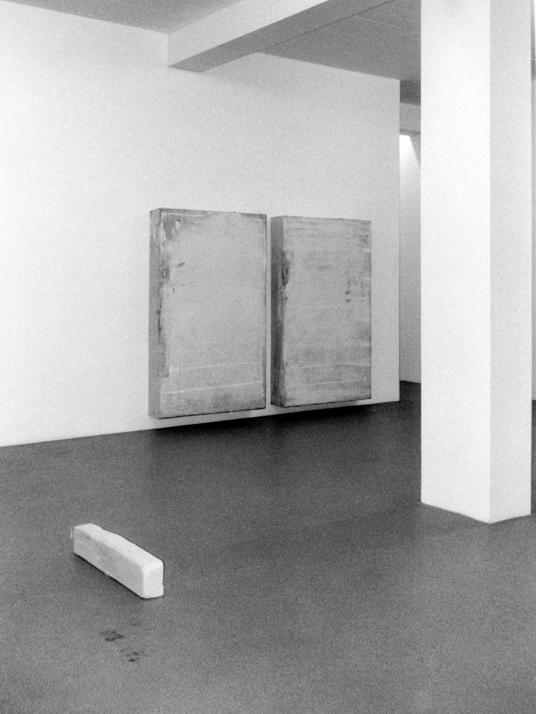 Lawrence Carroll, 'Large Painting', 1996