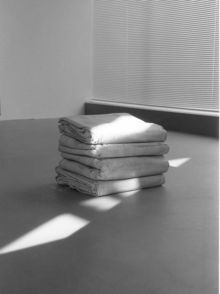 Lawrence Carroll, 'Folded Canvas', 1996