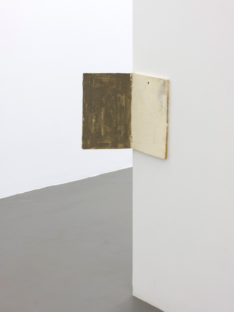 Lawrence Carroll, 'Untitled (hinge painting)', 2013