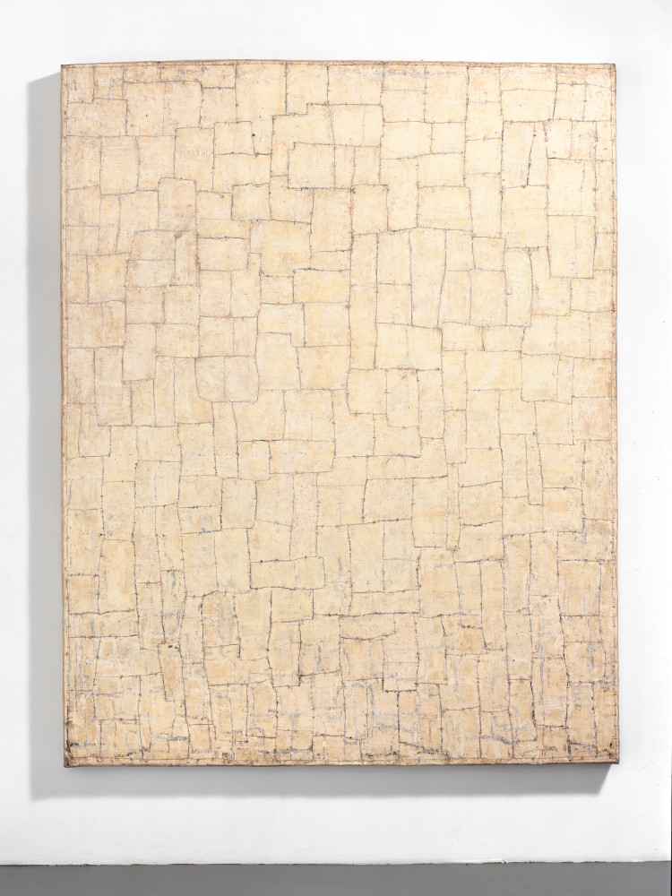 Lawrence Carroll, 'Untitled (Puzzle Painting', 1997