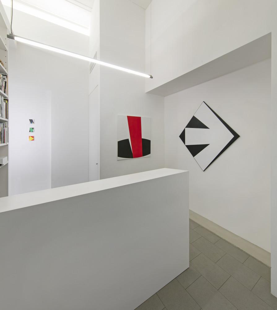 Livio Bernasconi, 'LIVIO BERNASCONI', Installation view, Buchmann Lugano, 2020