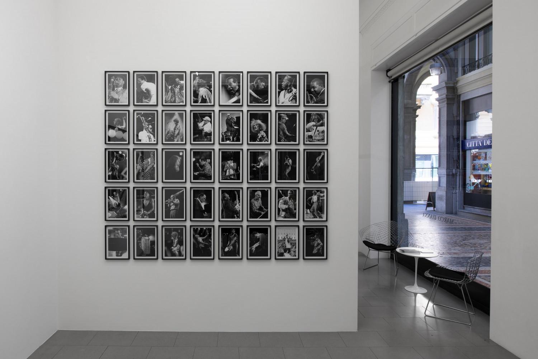 Marco D'Anna, Installation view, Buchmann Lugano / Via della Posta, 2019