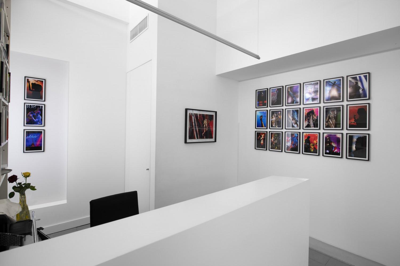 Marco D'Anna, Installation view, Buchmann Lugano, 2019