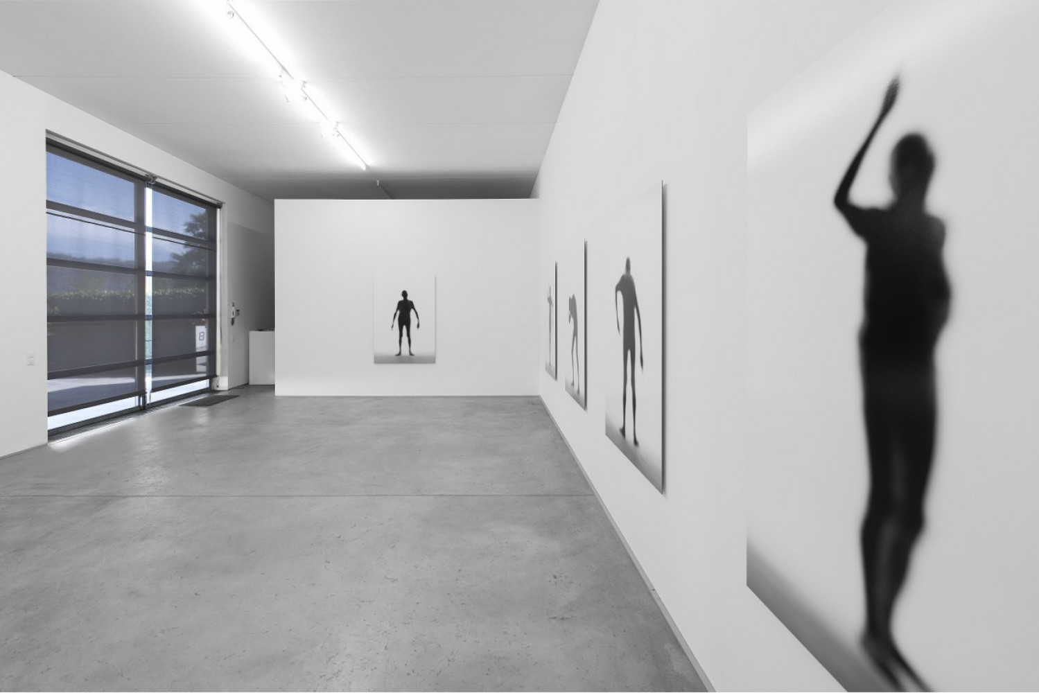 Marco D'Anna, 'Oltre', Installation view, Buchmann Galerie Agra / Lugano