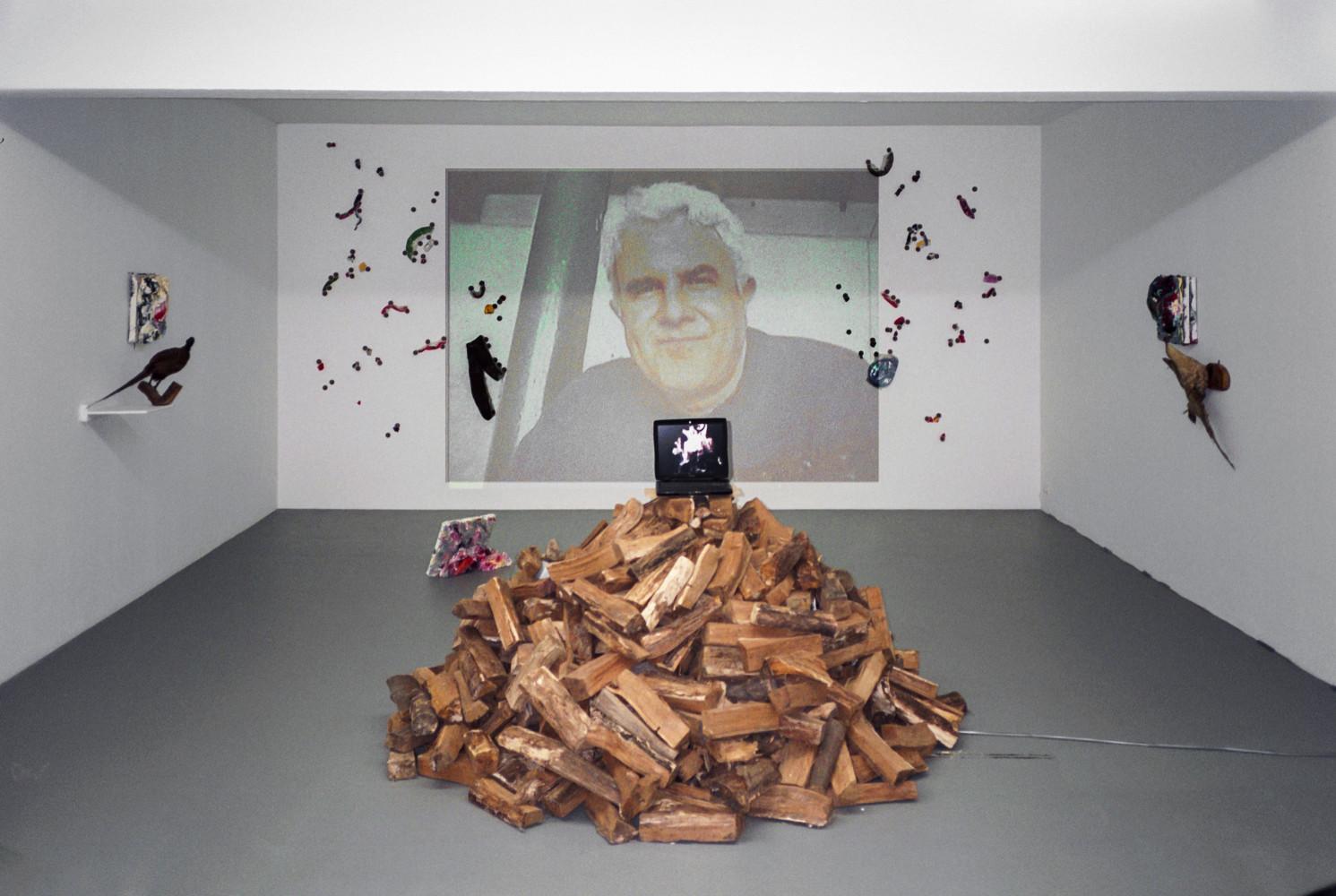 'Mark Millof', Installation view, 2001