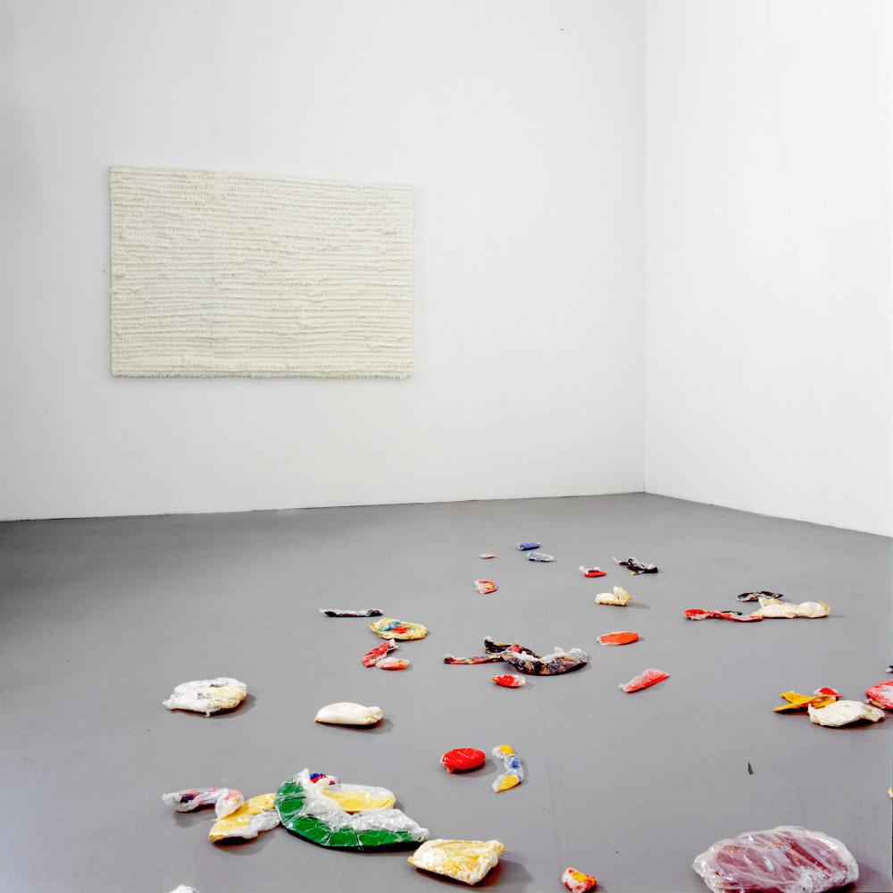 'Mark Milloff', Installation view, 1998