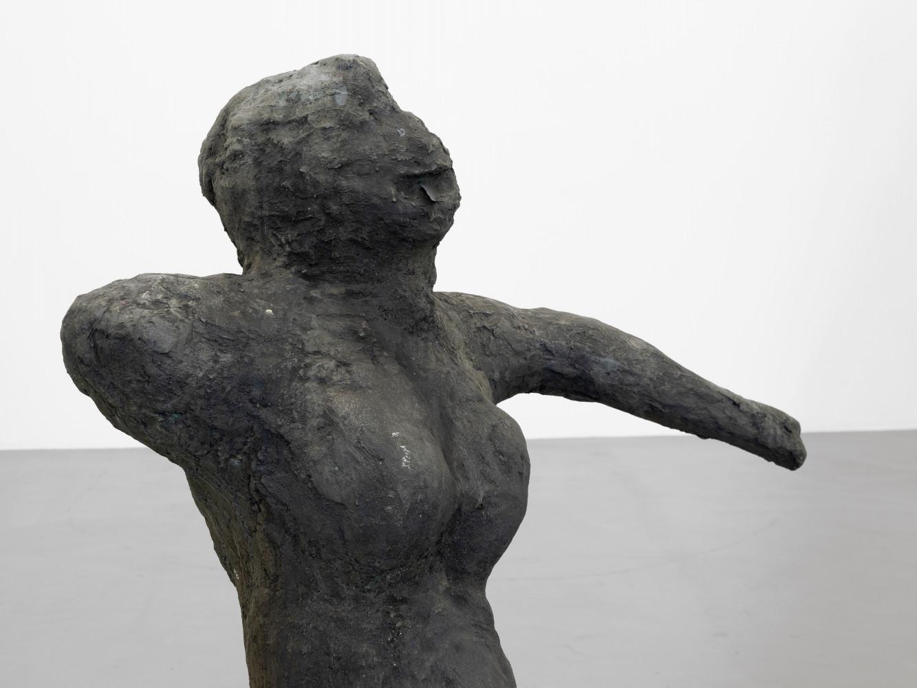 Martin Disler, 'Martin Disler – Häutung und Tanz –  Shedding of Skin and Dance', Installation view, Buchmann Galerie, 2019