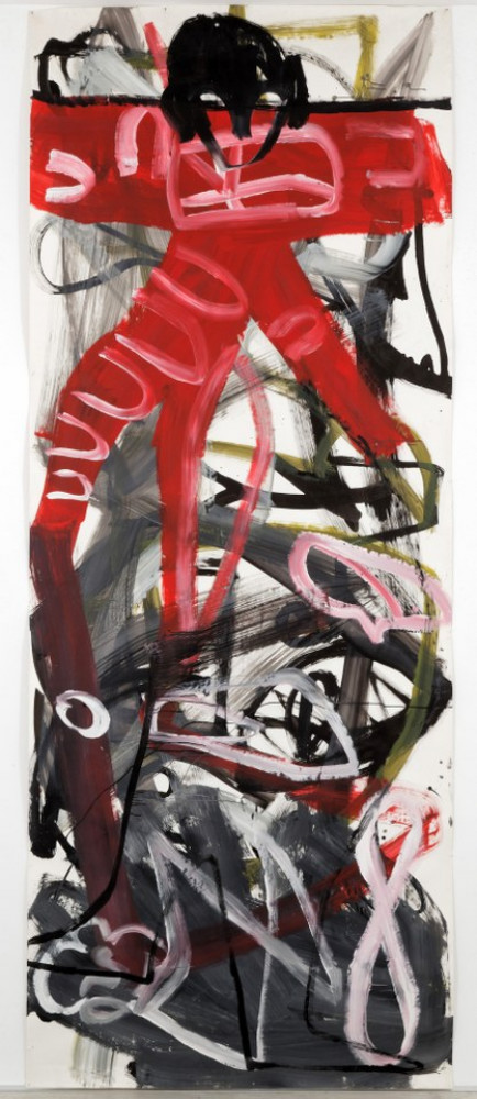 Martin Disler, 'Ohne Titel', 1979