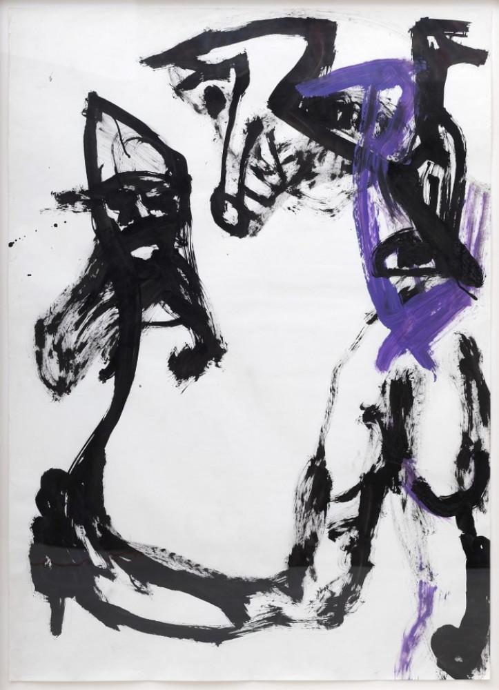 Martin Disler, 'Ohne Titel', 1981