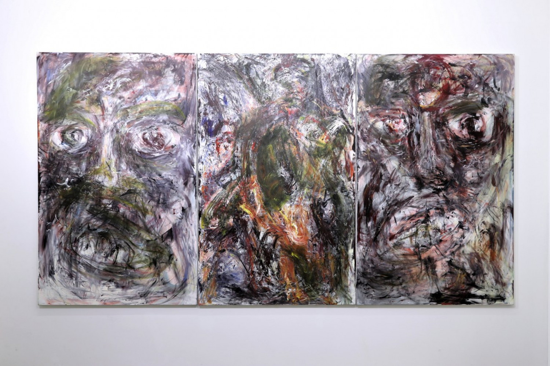 Martin Disler, 'Ohne Titel', 1986