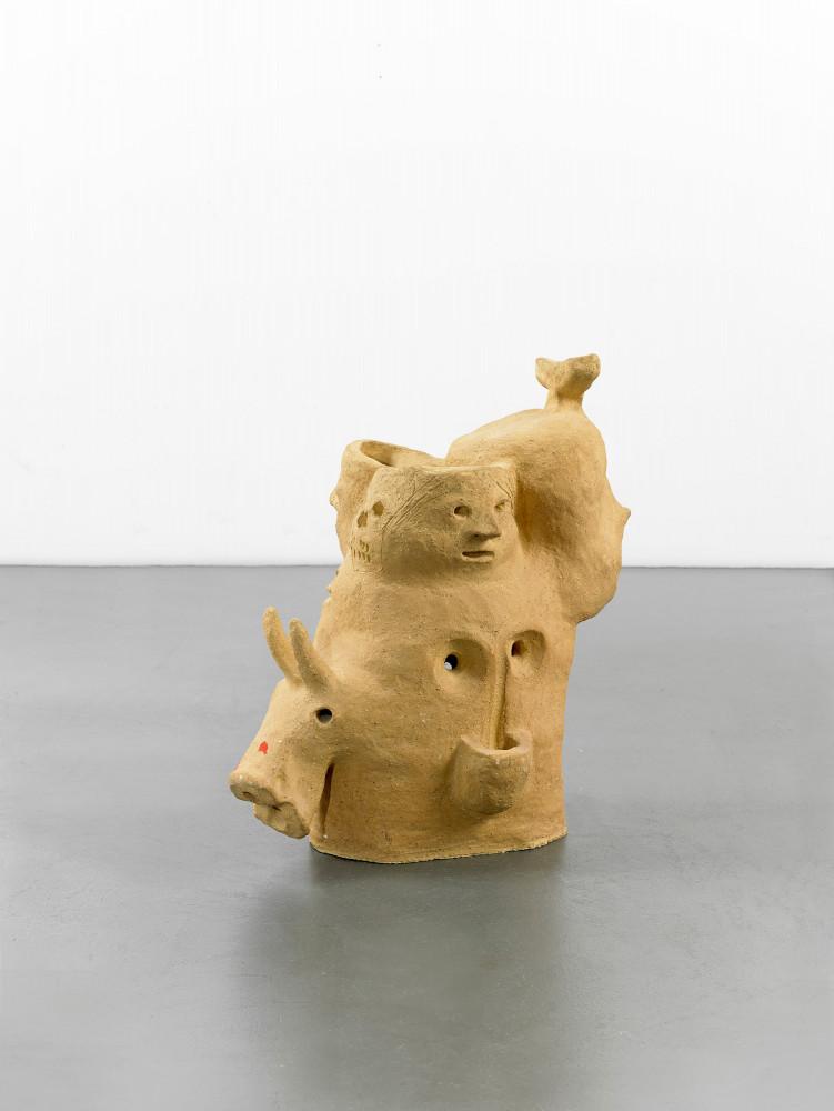 """Martin Disler, 'untitled (from the series """"Steinzeug und gebrannte Erde"""")', 1993"""
