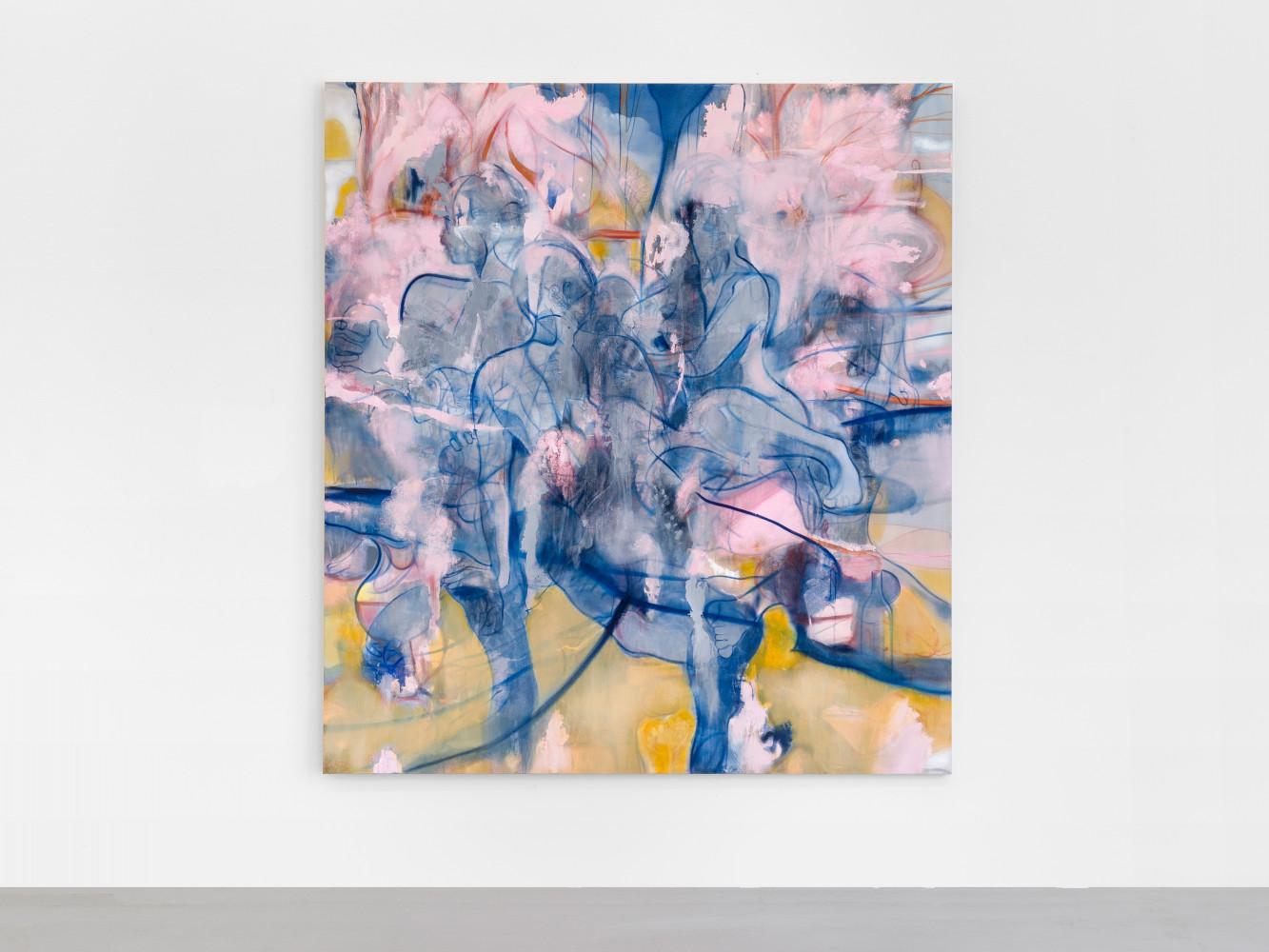 Nigel Cooke, 'Blossom Shade', 2019