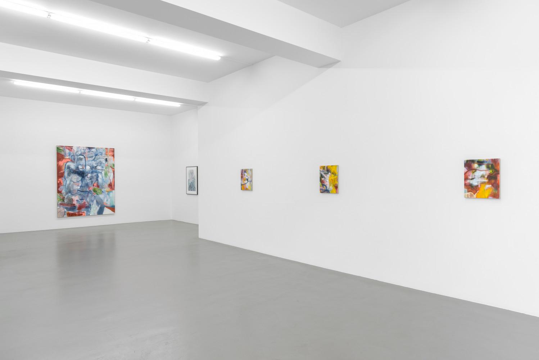 Nigel Cooke, 'Nigel Cooke –Spring in Fialta', Installation view, Buchmann Galerie, 2019