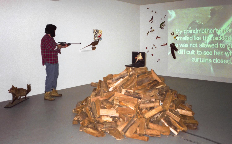 'Performance Mark Milloff', 2001
