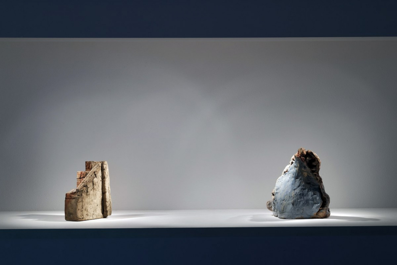 Thomas Virnich, Installation view, Buchmann Lugano, 2017