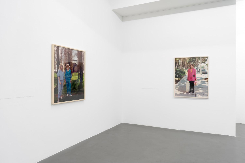 'Stranger Passing', Installation view, Buchmann Galerie, 2017