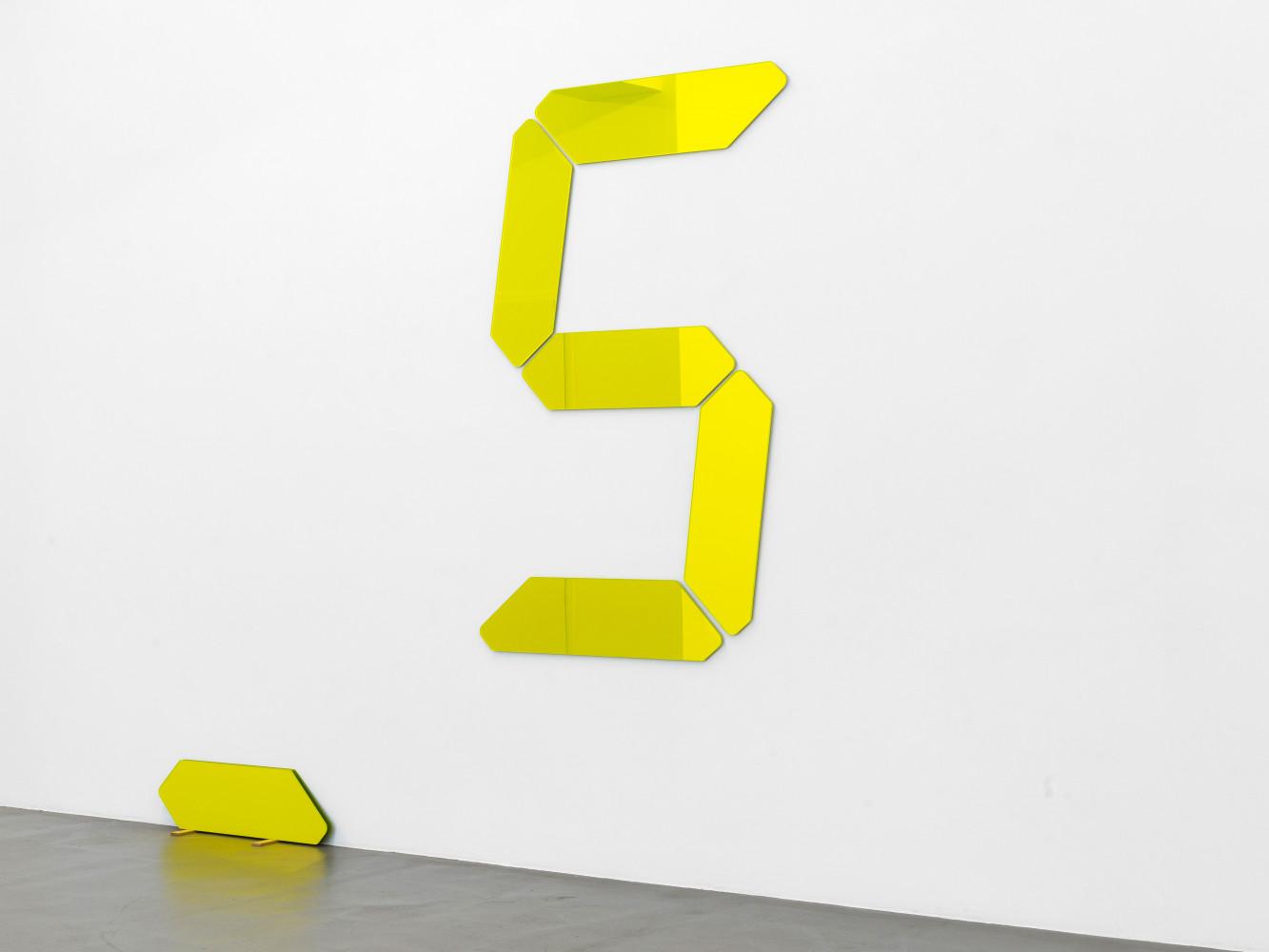 Tatsuo Miyajima, 'Counter Object - 000', 2020