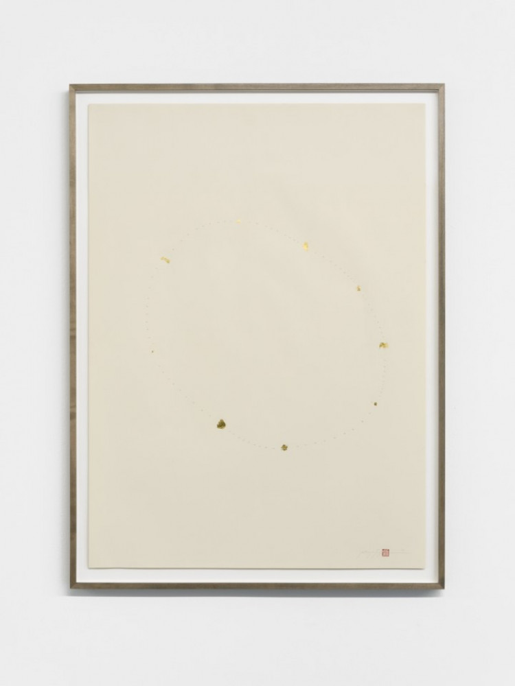 Tatsuo Miyajima, 'Counting Gold', 1995
