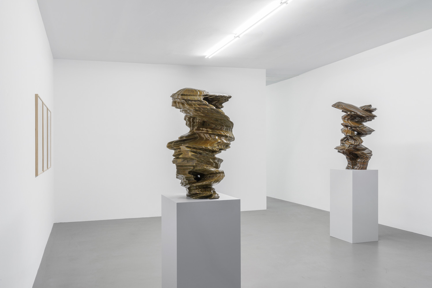 Tony Cragg, Installation view, Buchmann Box