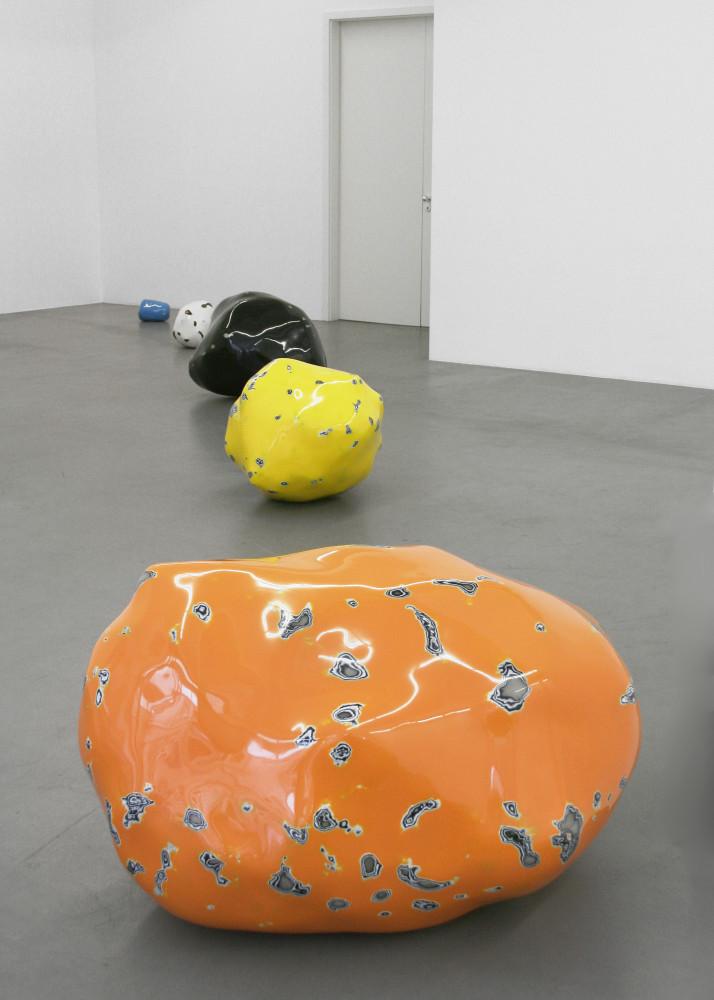 Wilhelm Mundt, Installation view, Buchmann Galerie, 2011