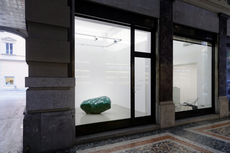 Wilhelm Mundt, '659', Installation view, Buchmann Lugano, 2016