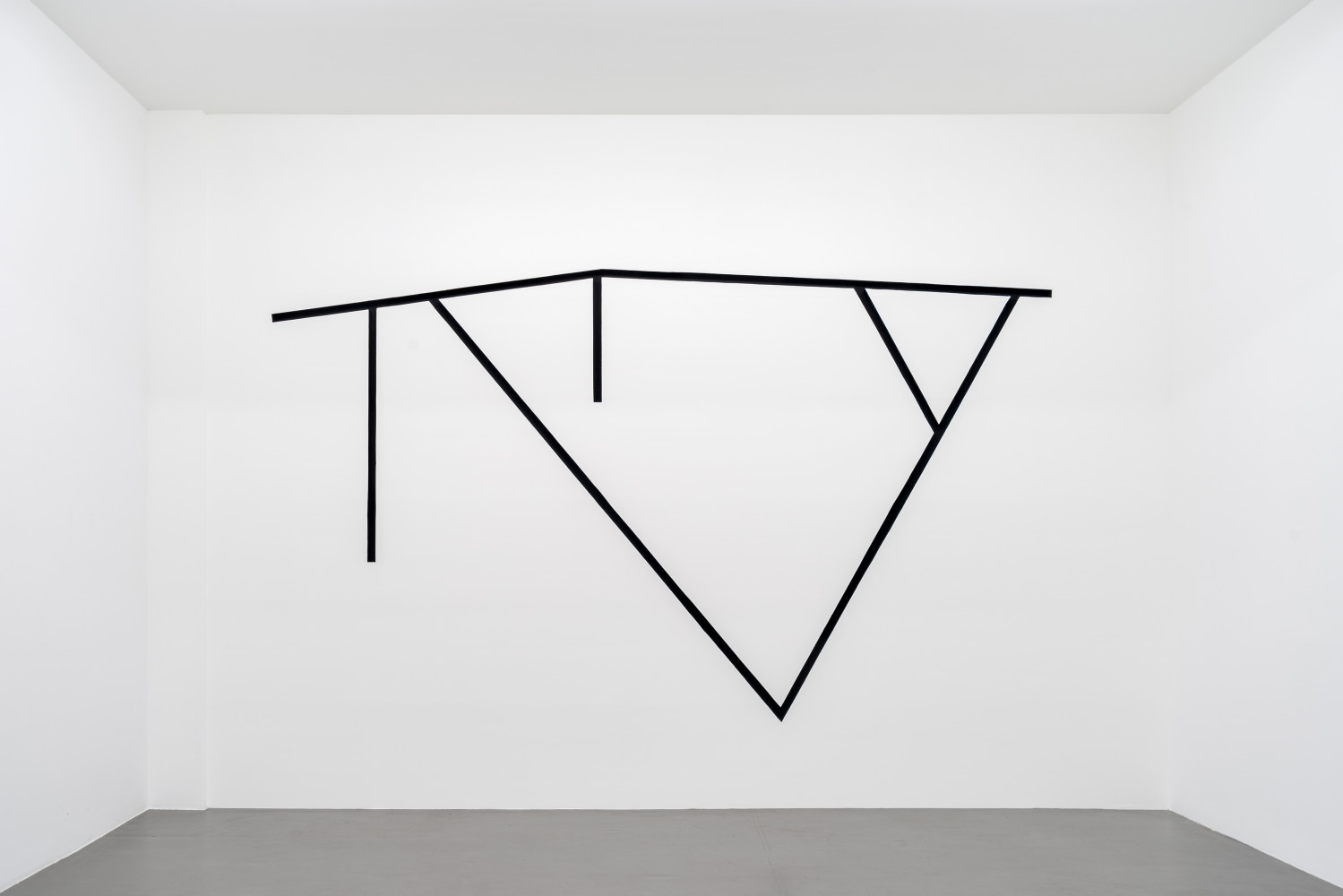 William Tucker, 'Porte VI', 1973–2020