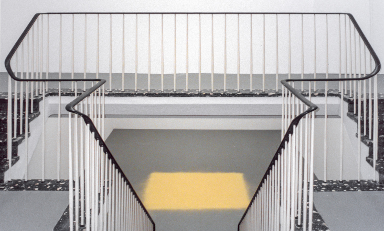 Wolfgang Laib, 'Pollen field', Installation view, 2000
